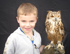 Falconry UK School Visits